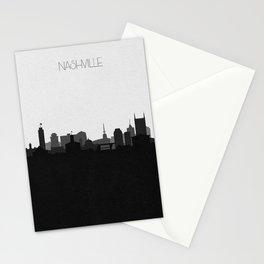 City Skylines: Nashville (Alternative) Stationery Cards