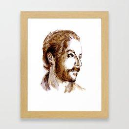 James Johnston Framed Art Print