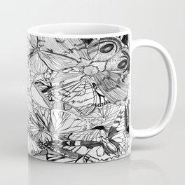 Crowded Coffee Mug