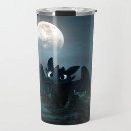TOOTHLESS halloween Travel Mug