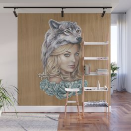 The Wolf of Wall Street Wall Mural