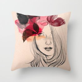 Chloé Throw Pillow