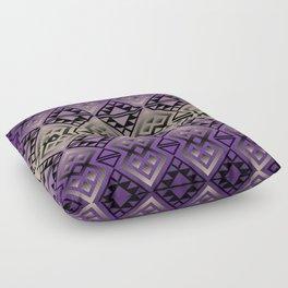 The Lodge (Purple) Floor Pillow