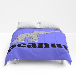 Peanut Comforters