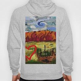 I love Uluru Hoody