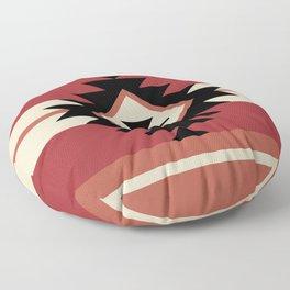 Aztec pattern 5 Floor Pillow