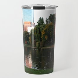 Boston Gardens Travel Mug