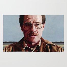 Walter Hartwell White (breaking bad) Rug