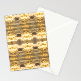 GoldRays Stationery Cards