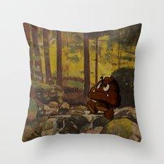 Shitmba Throw Pillow