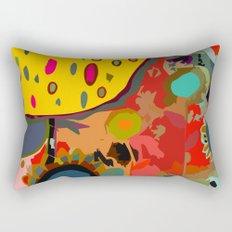 la vie Rectangular Pillow