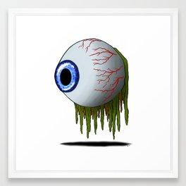 I, Horror Framed Art Print