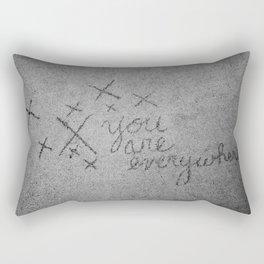 You Are Everywhere Rectangular Pillow