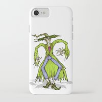 wizard iPhone & iPod Cases featuring Wizard by RifKhas