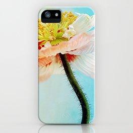 Lady Poppy iPhone Case