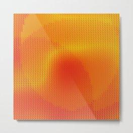 Solar Sensation Metal Print