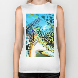 Windmills of La Mancha Biker Tank