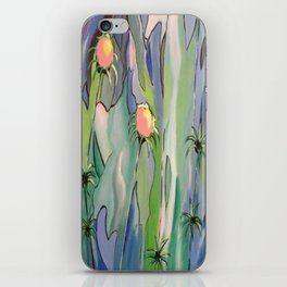 La Flora iPhone Skin
