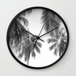 Palmas II Wall Clock