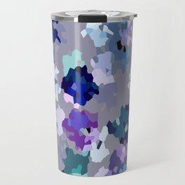 Crystallized Orchid Travel Mug