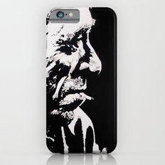 BUKOWSKI - solitude QUOTE Slim Case iPhone 6s