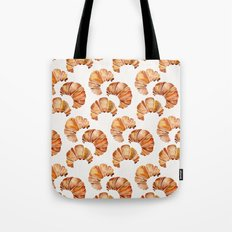 Croissant Collection Tote Bag