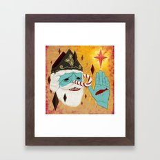 The Miracle Framed Art Print