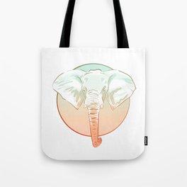 illaphant Tote Bag