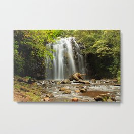 Falling Water  Metal Print