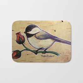 Smol Wildbird Bath Mat