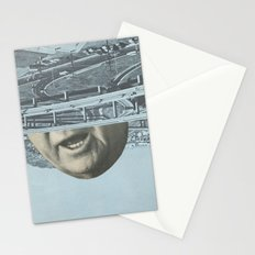 Road rage Stationery Cards