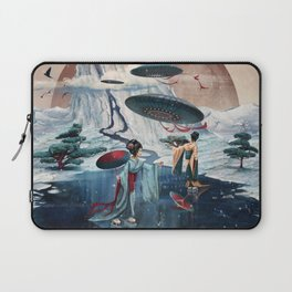 Holiday ice Laptop Sleeve