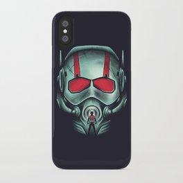 Ant-hero iPhone Case