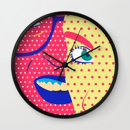 Web Party 1.2  Wall Clock