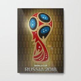 Cup II 2018 Metal Print