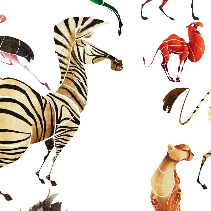African animals 2 Leggings