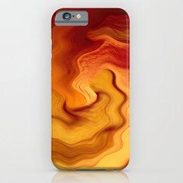 Fluid Heat iPhone Case