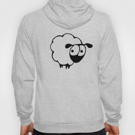 Nora The Sheep Hoody