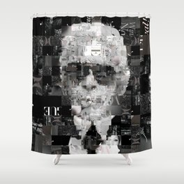 Karl Lagerfeld Shower Curtain