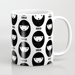 virgo astrology pattern Coffee Mug