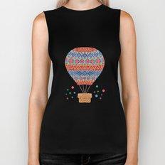 Hot Air Balloon Biker Tank