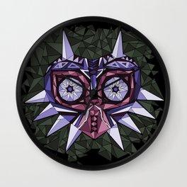 Triangle Majora's Mask Wall Clock
