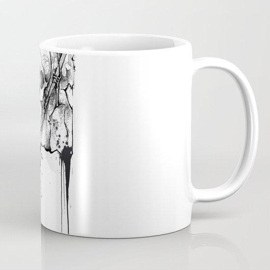 A Heavy Heart Mug