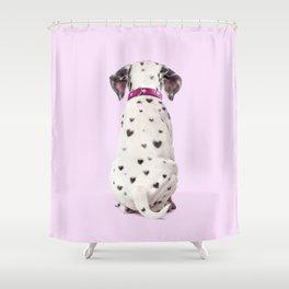 DALMATIAN Shower Curtain