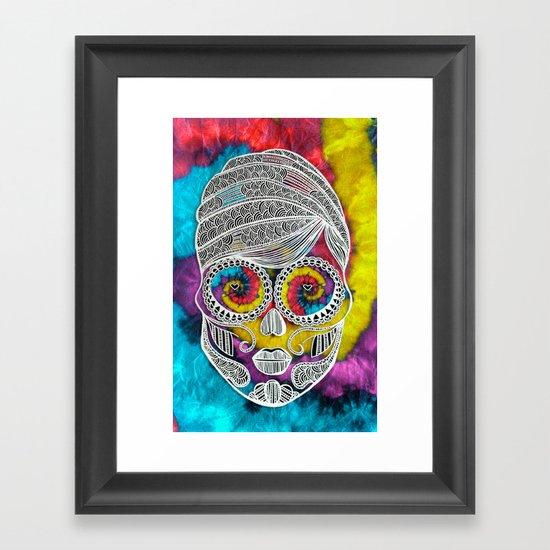 Suga Mama Framed Art Print