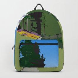 Mt Hood Meadows Hike Backpack