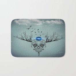 Winter Chimera  Bath Mat