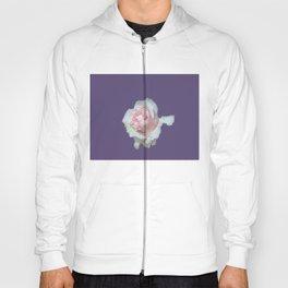 Rose in Ultra Violet Hoody