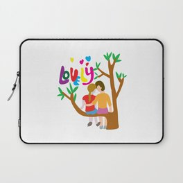 Lovely Laptop Sleeve