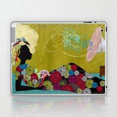 Djamilla Laptop & iPad Skin